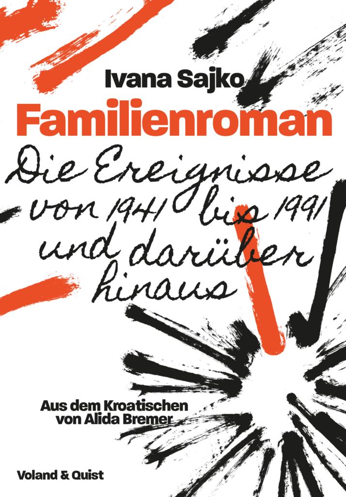 Cover Sajko, Familienroman
